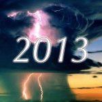 Visão Astrológica - 2013 - Tempestade e Luz
