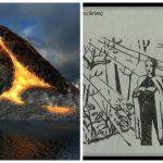 Graus 16 a 20 de Vulcão - ou Carneiro/ Áries