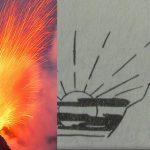 Graus 11 a 15 de Vulcão - ou Carneiro/ Áries